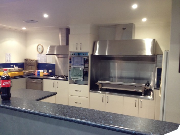 Clubrooms Kitchen