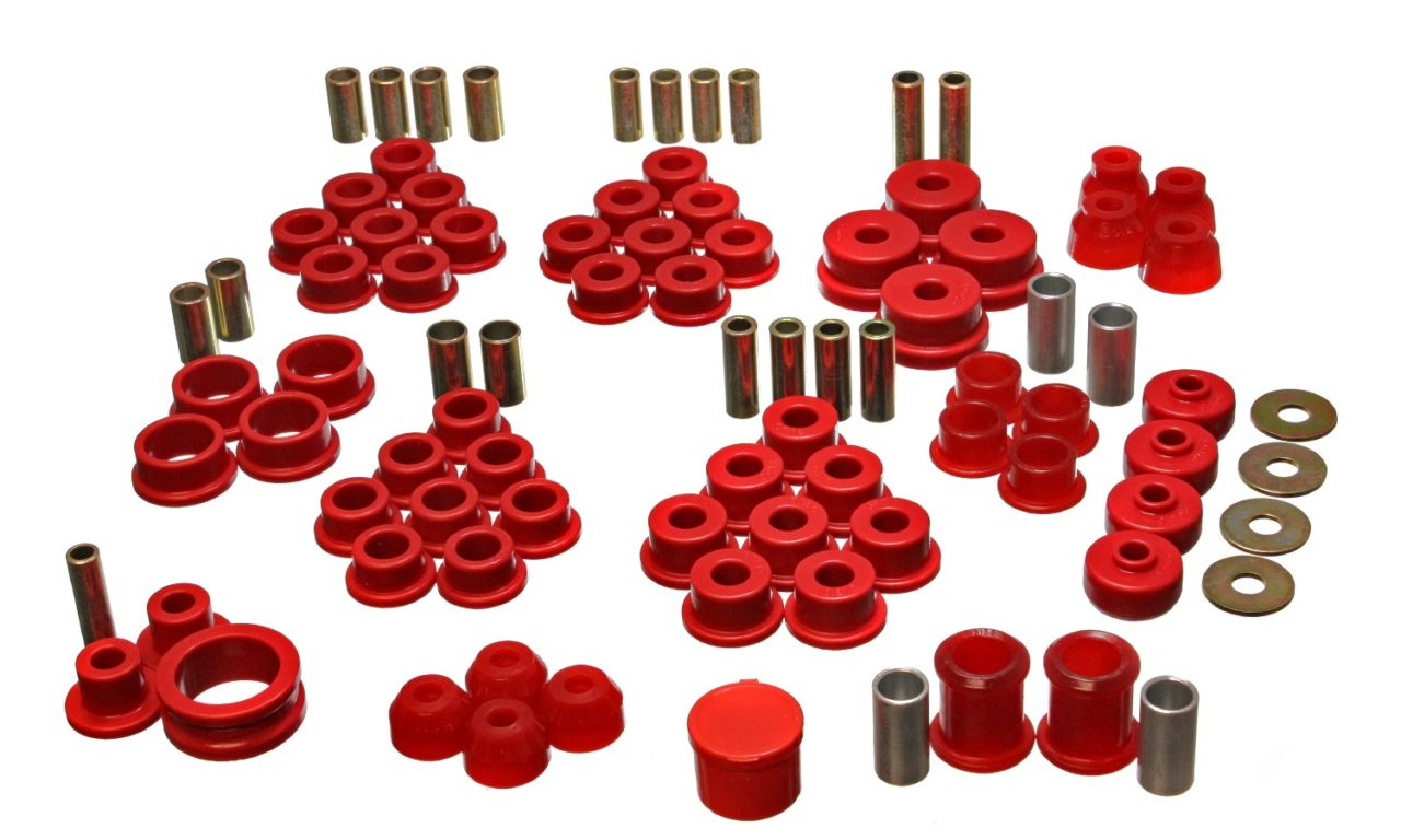 C4 Corvette 84-96 Energy suspension master bushing kit